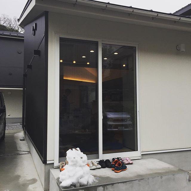 新潟県村上市から雪だるまがやって来た!?#八景市場 #金沢八景 #村上地域グリーンツーリズム協議会 #地域おこし